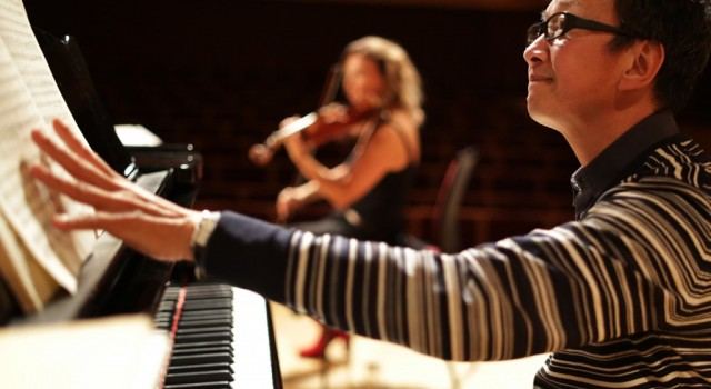Photography Yehudi Menuhin School Alumni Concert series
