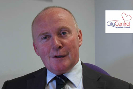 Ged Gibbons, chief Executive, City Central BID