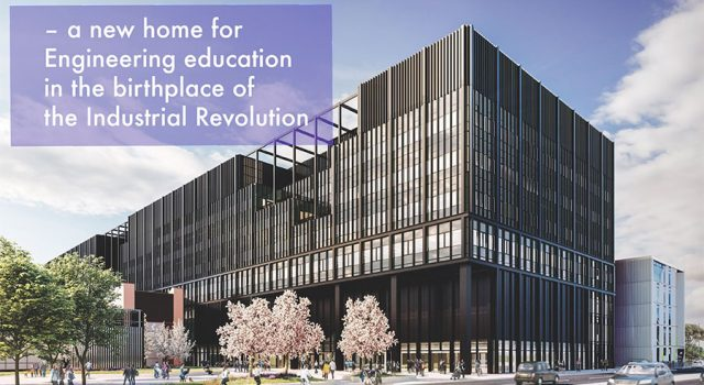 University of Manchester new £400m Engineering Campus film by Kevin Laitak causes 'goose bumps'